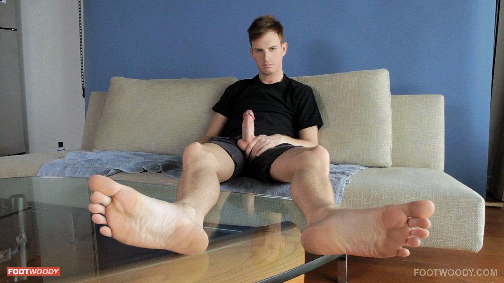 bare soles and boner