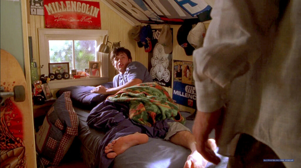 tom welling feet cheaper by the dozen