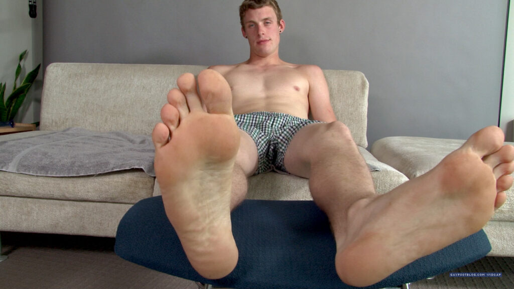 drew parker's slightly dirty soles