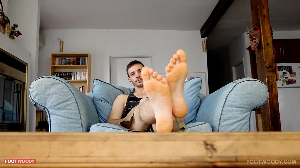arnaud's beautiful feet