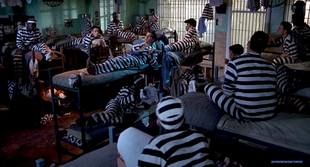wade sings in jail